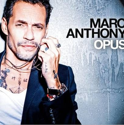 Marc Anthony OPUS Disco Portada Cover